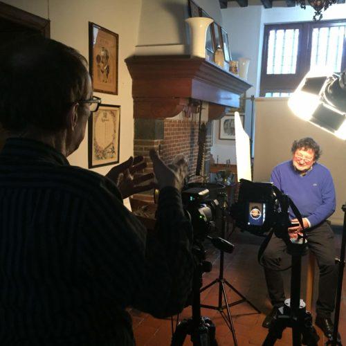 Daniel Locus, Interview, Musée de Folklore